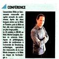 L'union conférence Langlois 24 octobre 2013