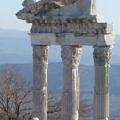 Temple de Trajan à Pergame