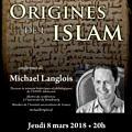 Aux origines de l'islam, 8 mars 2018 à Burbach