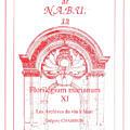 Chambon Florilegium marianum XI
