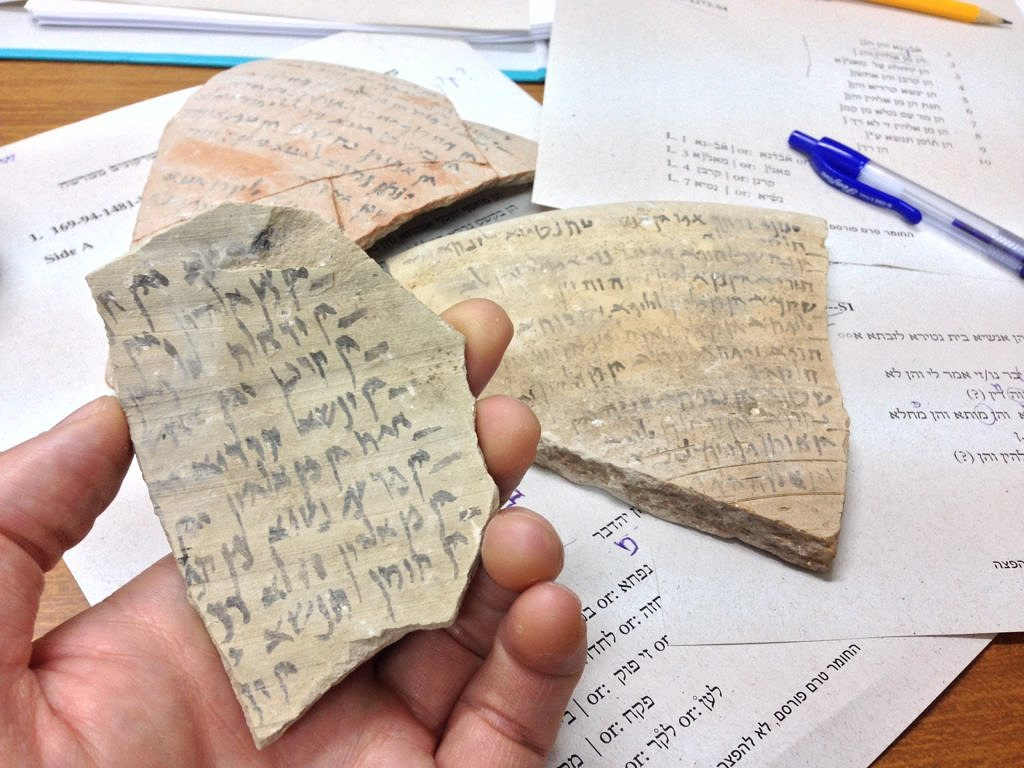 Aramaic Ostraca from Maresha