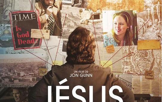 thumbnail of Jésus l'enquête, avant-première au Cinéma Mégarex de Haguenau avec Michael Langlois