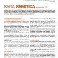"""Michael Langlois, """"Saga Semitica, épisode 15"""" in Pharm'Aviv 141, Décembre 2014"""