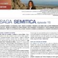 Michael Langlois, Saga Semitica épisode 16