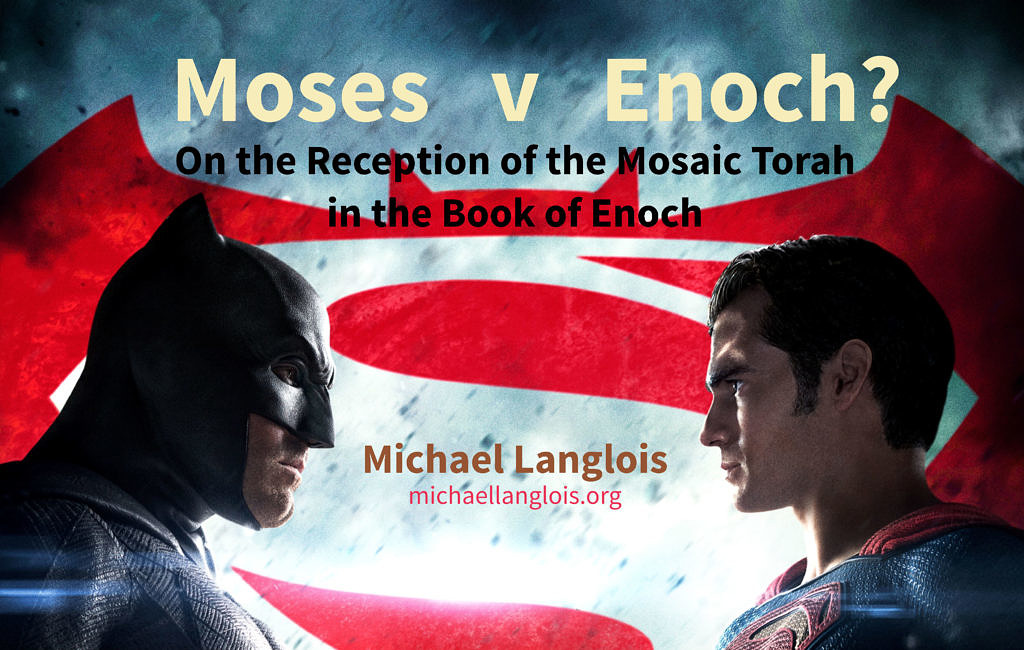 Moses v Enoch