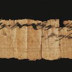 Jerusalem Papyrus © Shai Halevi / iAA