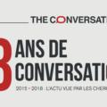 Trois ans de Conversation, 2015-2018